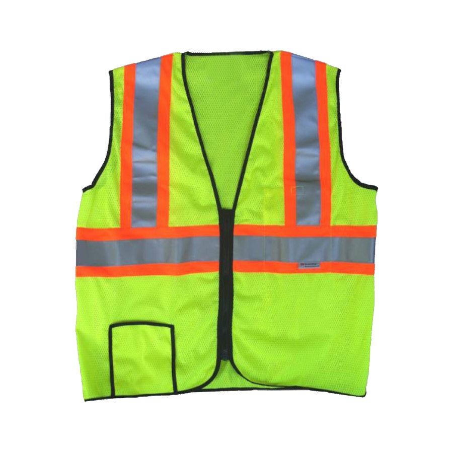 Vest Coat Jacket Reflective High Visibility